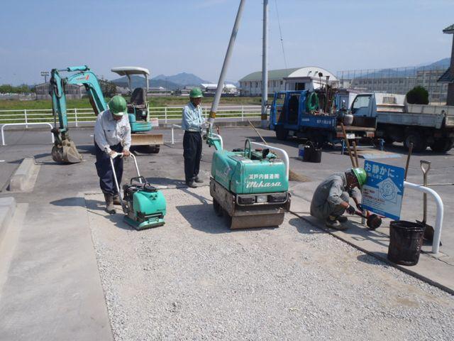 浄化槽→公共下水道切替工事【その3】