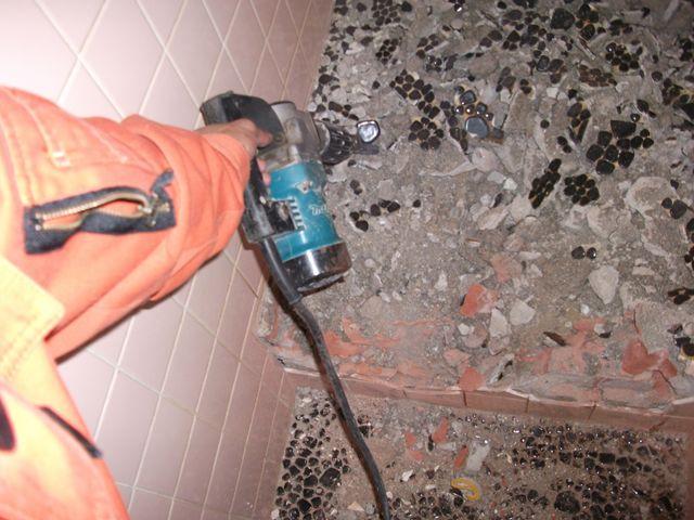 和式トイレ→洋式トイレ改修工事【その2】