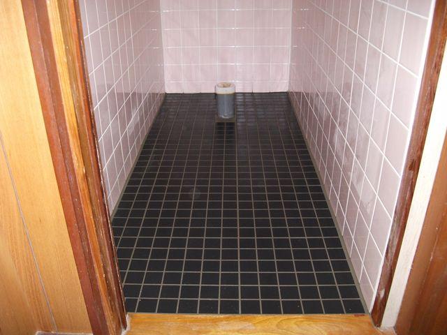 和式トイレ→洋式トイレ改修工事【その3】