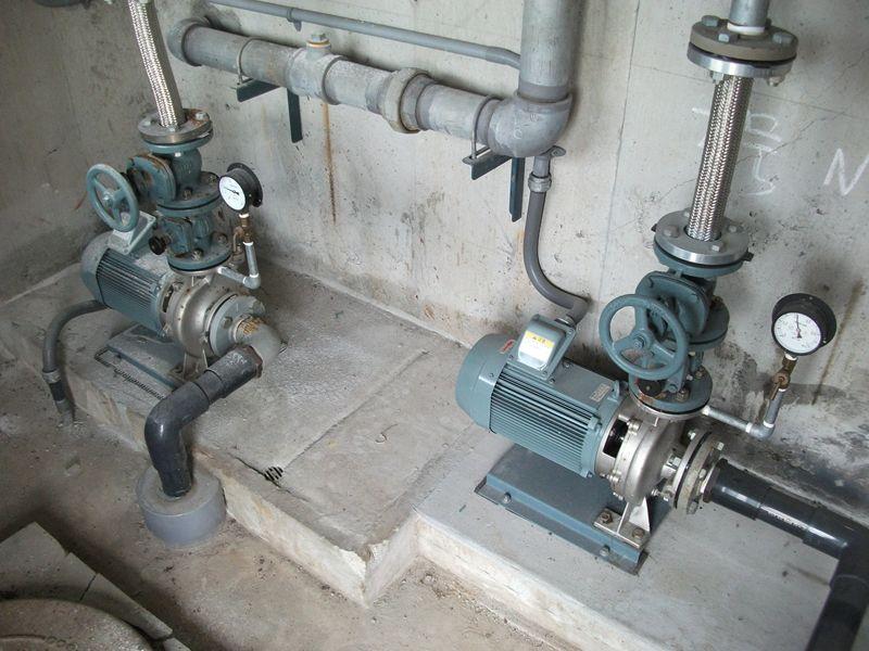貯水槽清掃 【その2:地下式受水槽】