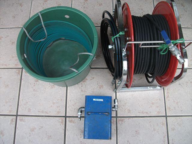 集合住宅 全館雑排水管清掃