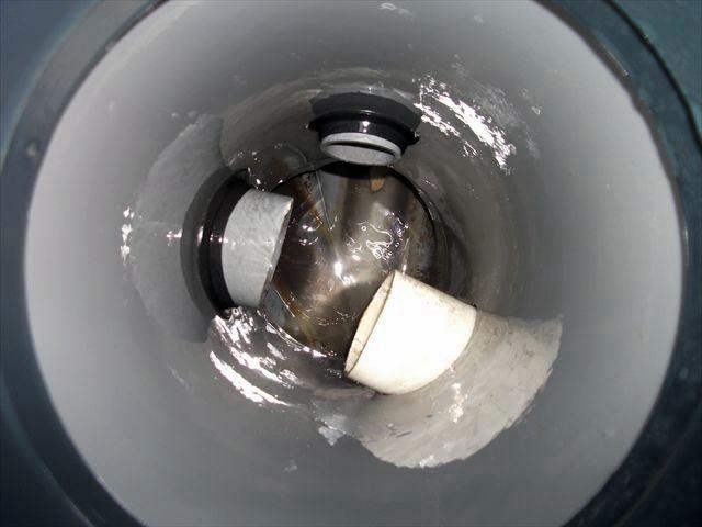 集合住宅 全館雑排水管清掃【その4】