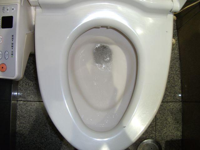 洋式トイレ詰まり修理【便器脱着・異物取り出し】