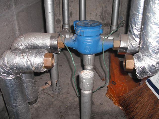 量水器メーター不良 取替修理